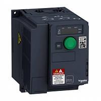 ATV320U06N4C Преобразователь частоты ATV320C 0,55кВт 380...500В 3Ф