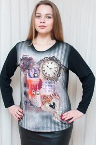 Модная женская кофта