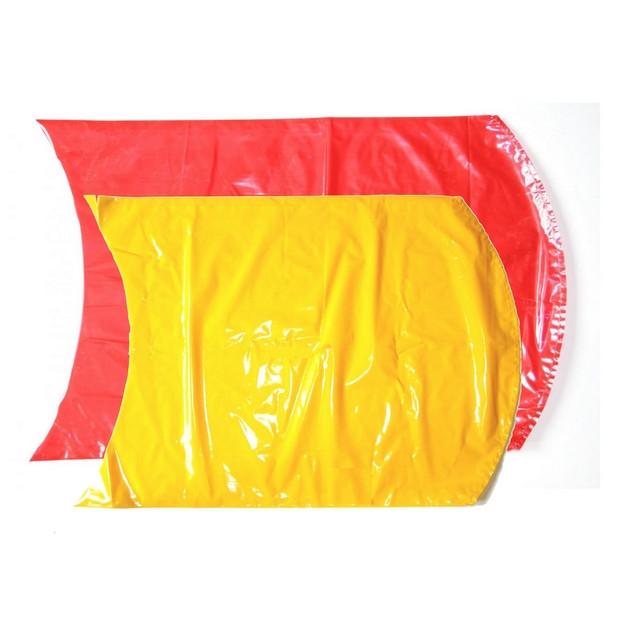 Термоусадочный пакет для вызревания сыра