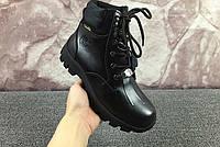 Мужские Ботинки Timberland Black Boots 10066