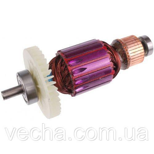 Якорь (ротор) к цепной пиле Ижмаш PROFI ИЦП-2600 (привод прямой), фото 1