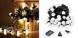 Новогодняя гирлянда, 200 светодиодов, 16 Метров, фото 4