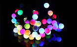 Новогодняя гирлянда, 200 светодиодов, 16 Метров, фото 7