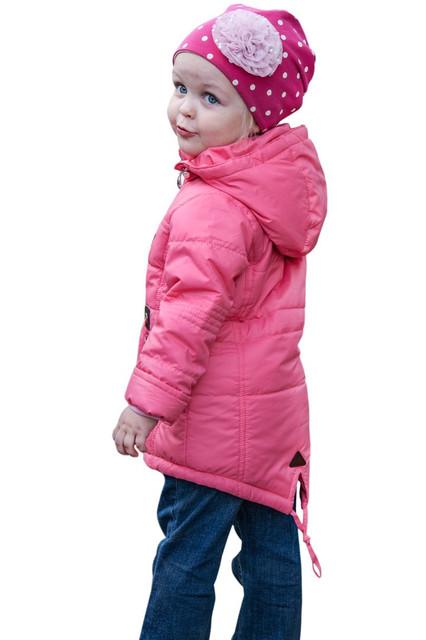 Куртки детские осень-весна
