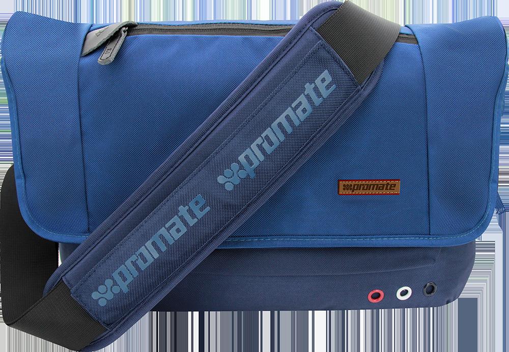 """Сумка для ноутбука Promate Azzure-L 15,6 """" Blue"""