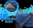 """Сумка для ноутбука Promate Azzure-L 15,6 """" Blue, фото 5"""