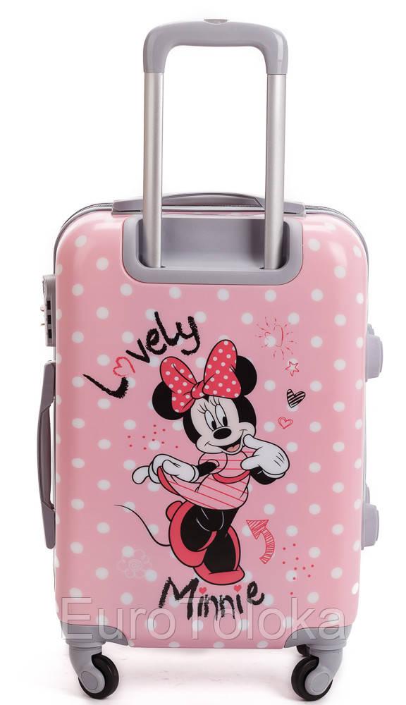 0a66b6c23927 Детская дорожная сумка чемодан S Минни Маус / minnie mouse 39 литров -  EuroToloka в Волынской