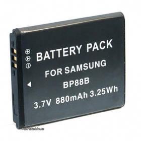 Аккумулятор для фото и видео EXTRADIGITAL Samsung BP88B, Li-ion, 880 mAh (DV00DV1385)