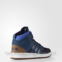 Высокие кроссовки мужские Adidas Cloudfoam Hoops Winter Mid AC7791, фото 3