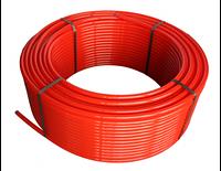 Труба для теплого пола с кислородным барьером Pex-b 16мм Valsir