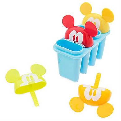 Формы для мороженого фруктового льда и сорбетов Дисней Микки Маус / BPA free Popsicle Molds Disney