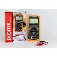 Цифровой мультиметр тестер DT-CM 9601. Отличное качество. Портативный мультиметр. Купить онлайн. Код: КДН2440