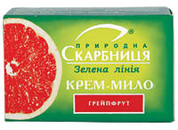 """Твердое крем - мыло """"Грейпфрут"""""""