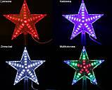 "Новогодняя гирлянда ""Звезда"" 31 LED, фото 3"