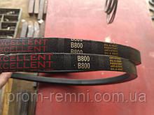 Приводной ремень 800 мм, B(Б)-800 Excellent
