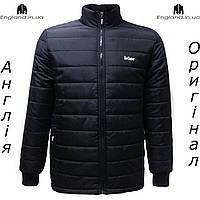 Куртка Lee Cooper осенне-зимняя мужская черная | Куртка чоловіча Lee Cooper осінньо-зимова XL