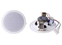 """Потолочный динамик L-Frank Audio HSR163-5T, 5"""", 3-6Вт, 100В"""