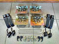 Замок двери УАЗ 3151 с тягами и ручками (полный комплект)