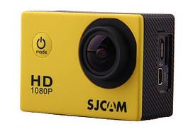 Экшн камера SJCam SJ4000 (желтый)