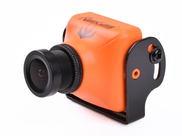 Камера fpv runcam swift tvl ° v курсовая оранжевый  Камера fpv runcam swift 600tvl 120° 5 17v курсовая оранжевый