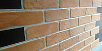 Стеновые панели пвх КИРПИЧ «СТАРЫЙ ЖЕЛТЫЙ»