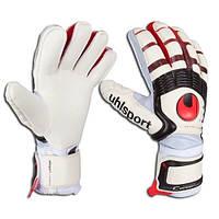 Вратарские перчатки Uhlsport Cerberus Supersoft Bionic (10 00327 01)