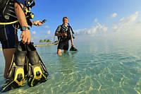 Туры на Мальдивы - VOI DHIGGIRI RESORT 4* – РАЙСКИЙ УГОЛОК ДЛЯ ДАЙВЕРОВ!