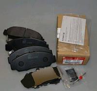 Тормозные колодки  передние HONDA 45022-TR0-E51  HONDA CIVIC IX от 2012г.-