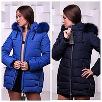 Стильная зимняя куртка для женщин