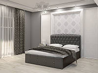 Кровать Мадлен с подъемным механизмом,ф-ка Феникс