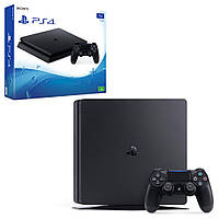 Игровая приставка Sony PlayStation 4 Slim 1Tb Black (CUH-20XX)