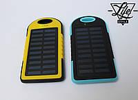 Зарядное устройство Power Bank на солнечной батареи 10000 mAh