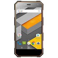 Мобильный телефон Sigma mobile X-treme PQ24 Black-Orange (4827798875629)