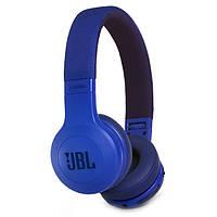 Навушники накладні безпровідні з мікрофоном JBL E45BT Blue (JBLE45BTBLU) 9ad4fe9341461