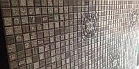 Декоративные панели МОЗАИКА «МЕДАЛЬОН ОЛИВА»