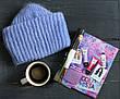 Шапка I&M Craft вязаная из кид-мохера в стиле Tak.Ori (090109), фото 2