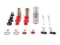 Передние амортизаторы в разборе LC Racing 2шт для моделей 1/14 металл (LC-6022)