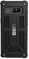 Накладка для Samsung Galaxy N950 Note 8 Urban Armor Gear Monarch Black (NOTE8-M-BLK)