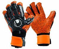 Вратарские перчатки Uhlsport Ergonomic 360 Supergrip HN (10 00125 01)