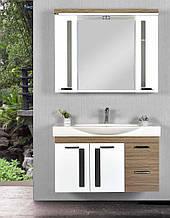 "Комплект мебели для ванной GOLD Ban-Yom ""Carisma 85"", 850х490х530 мм"