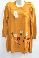 Женская туника с цветами  LN/SM