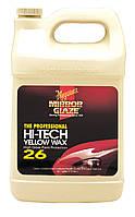 Мeguiar's M26 Hi-Tech Yellow Wax Защитный воск №3, 3,78 л.