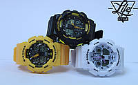 Часы Casio G-Shock GA 100 (8 Моделей)