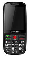 Мобильный телефон Sigma mobile Comfort 50 Elegance DS black., фото 1