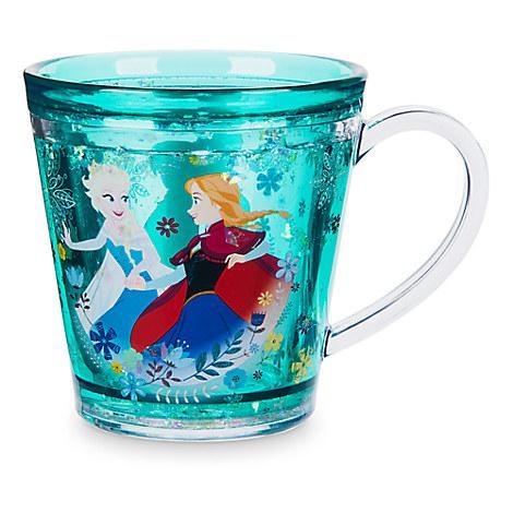 Чашка Дисней Холодное сердце с двойной стенкой и декором/ Frozen BPA free Cup Disney