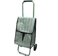 Небольшая сумка-тележка на колёсиках