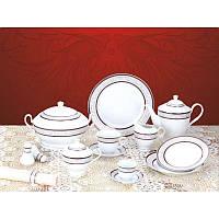 Набор столовой посуды 57 пр Herzog HR-PO57S-Venice