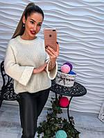 Красивый мохеровый свитер расцветки арт-222  B-002.10.112