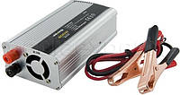 Конвертер WHITENERGY DC 24V-AC 230V 400W z USB