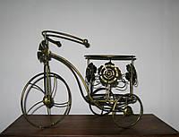 Подставка для цветов Велосипед 1 Мальва , фото 1